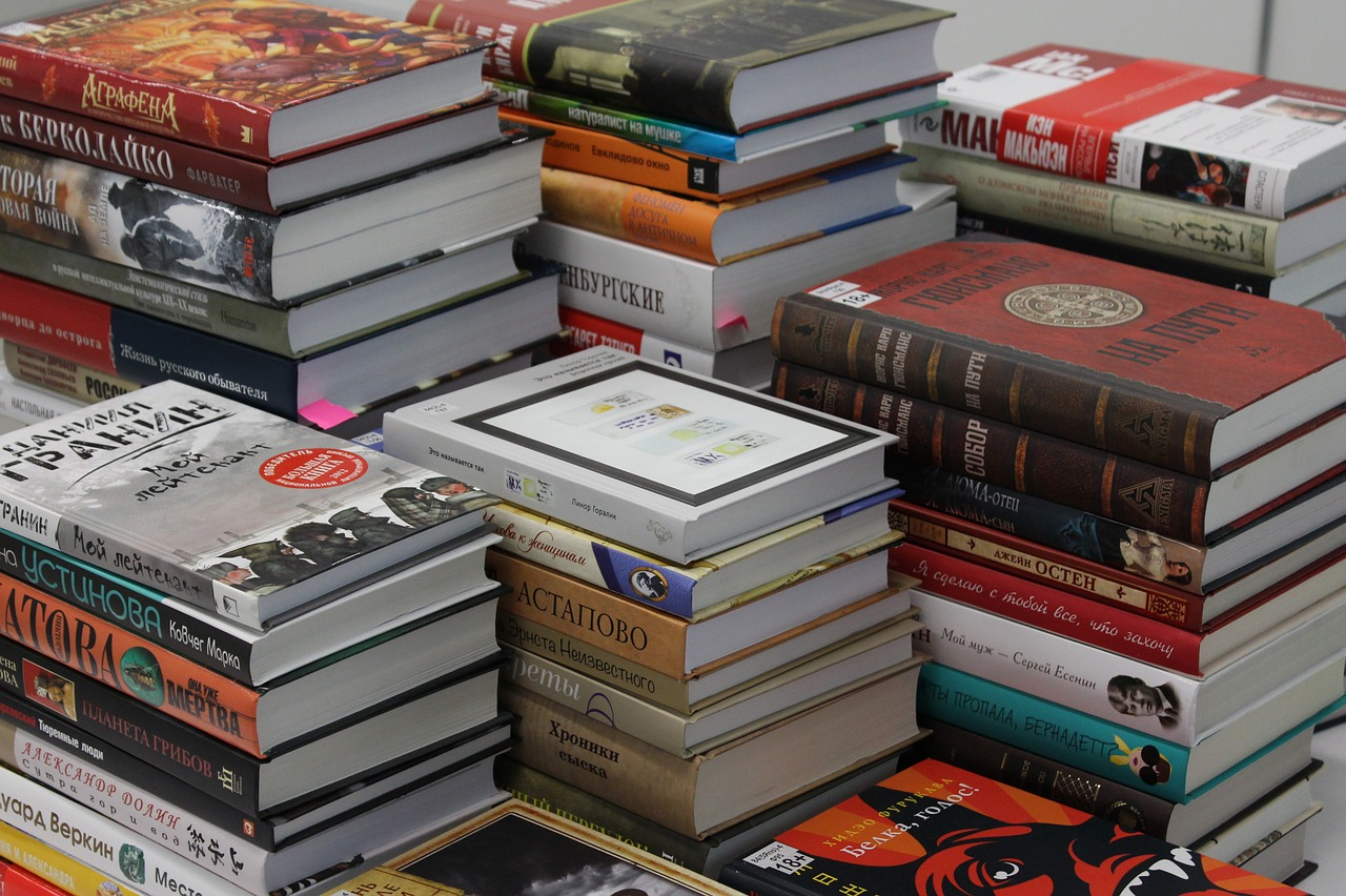 10 Books That Leaders Should Keep on Their Bookshelf for Inspiration